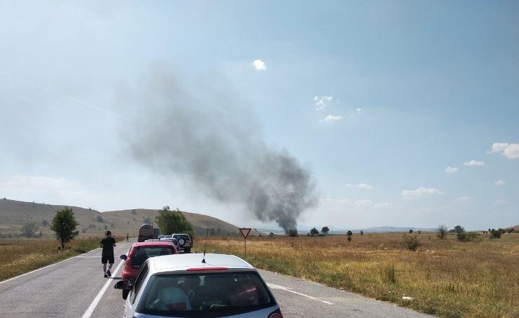 ТРАГЕДИЈА ВО МАКЕДОНИЈА: Еден загинат и петмина повредени во сообраќајката на патот Куманово – Крива Паланка