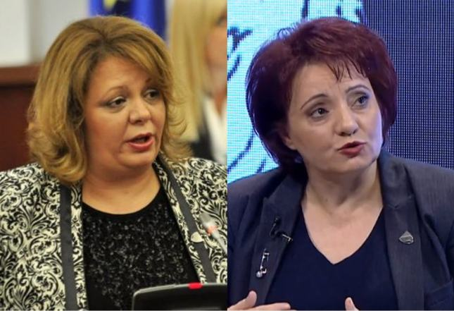 """""""Гомн*рке и ороспијо една"""": Катица Јанева избркана од судница!"""