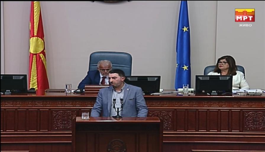 """Стевананџија: За владата на Заев ќе кажам """"Естрада во влада, жива циркузијада"""""""