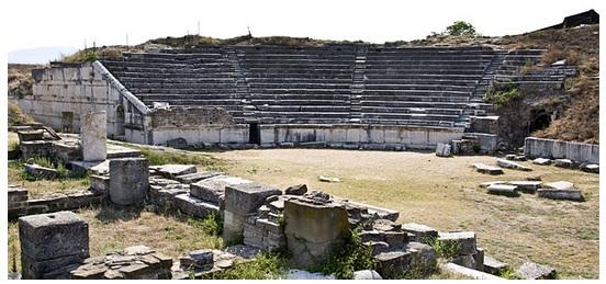 Археолошкиот локалитет Стоби од денеска отворен за посетители