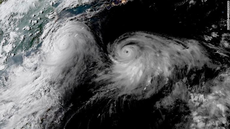 Црвен аларм во Кина, доаѓа најсилниот супертајфун во последните пет години