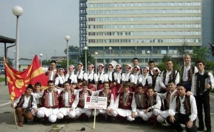"""Фолклорниот ансамбл """"Тиквеш"""" од Кавадарци најуспешна група на """"Илинденски денови"""""""