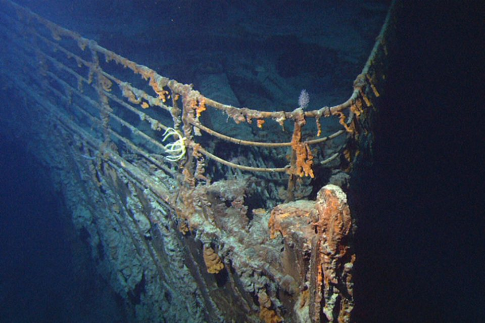 Титаник исчезнува, еден дел целосно го нема: Шокантни снимки на новата експедиција (ВИДЕО)