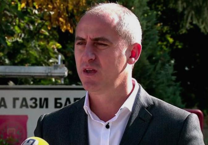 Претепан екс градоначалникот на Гази Баба, Тони Трајковски