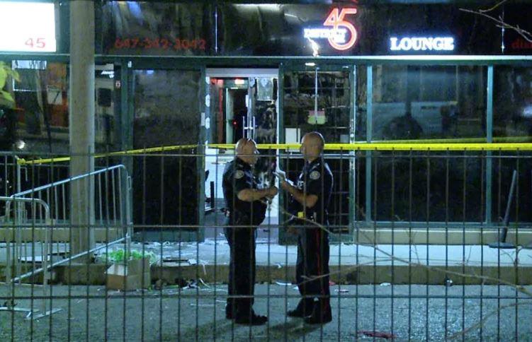 Најмалку седуммина ранети во ноќен клуб во Торонто