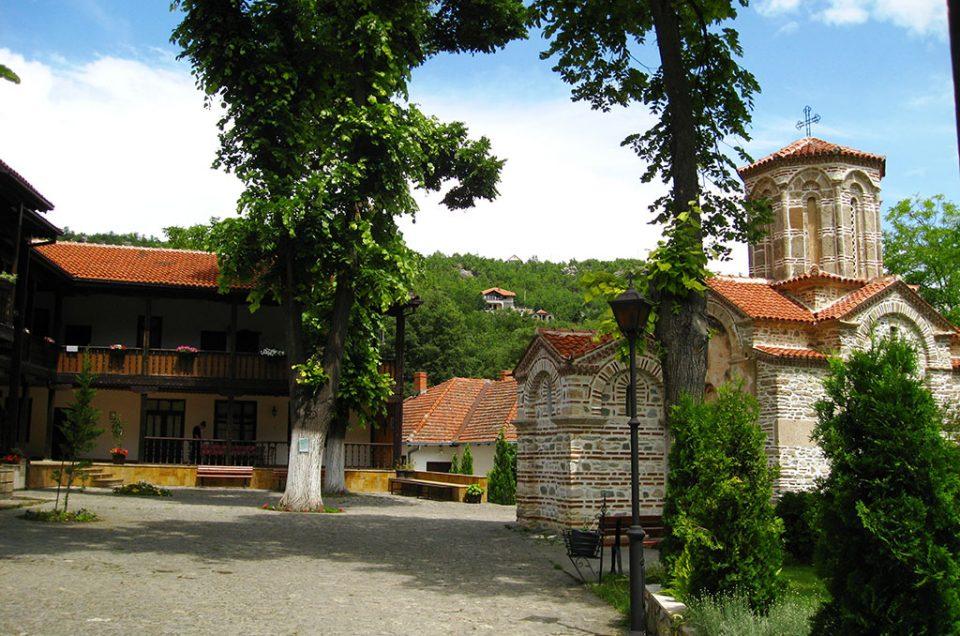 Во манастирот во Матка се одбележува Успение на Пресвета Богородица
