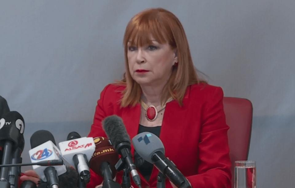 """Советот на обвинители незадоволен од извештајот на Русковска за """"Рекет"""""""