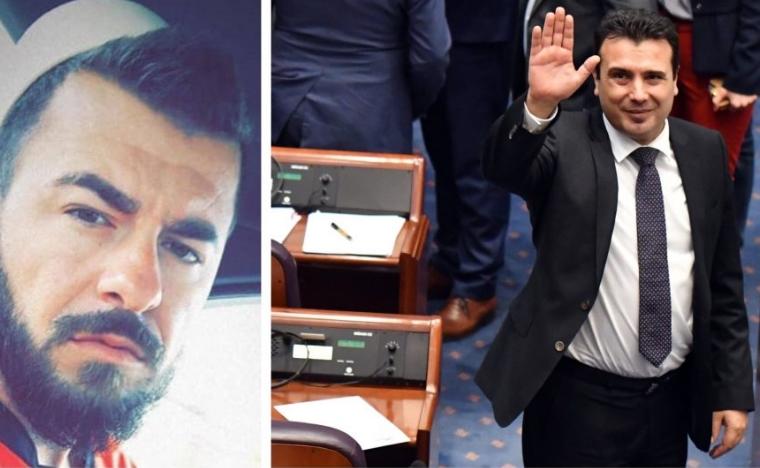 Ахмети ќе го изгори Заев: Героски тврди дека бомбите на Ел Чека потекнуваат од Скопје