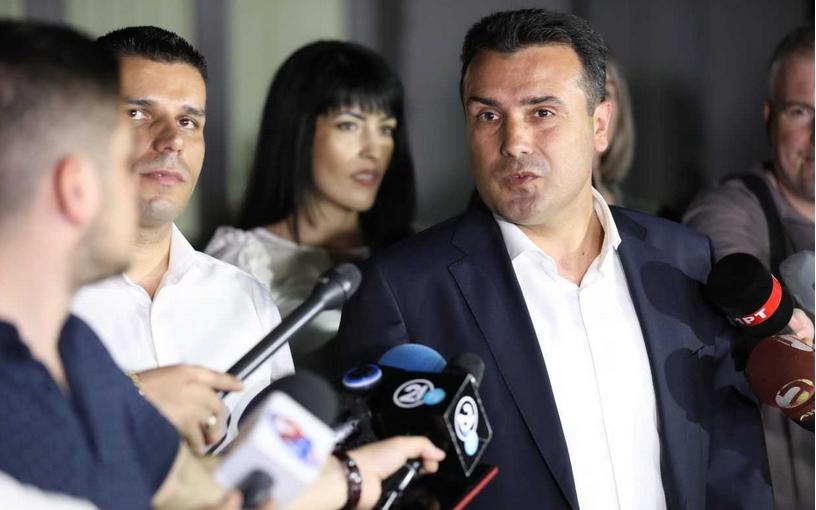 ВМРО-ДПМНЕ: СДСМ останува дувло на криминалот, Заев покажа дека нема намера да ја реформира