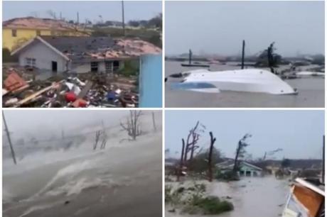 Расте бројот на жртви во ураганот Доријан: Се е поплавено, се трага по преживеани (ВИДЕО)