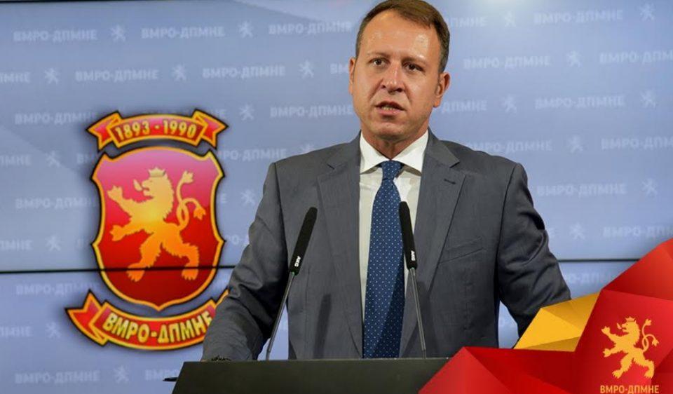"""Јанушев: Што крие власта-  """"Шверцерите"""" го демолирале и стадионот Филип II"""