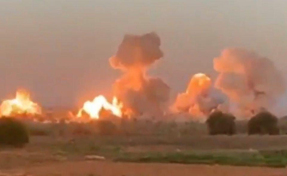 Разнесен цел остров со 36 тони бомби: Џихадистите се обиделе да се скријат, но од ова нема спас… (ВИДЕО)