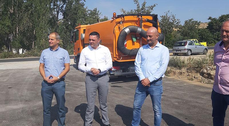 """Кавадарци: Во функција нова """"метларка"""" и бунари за технолошка вода (ВИДЕО)"""