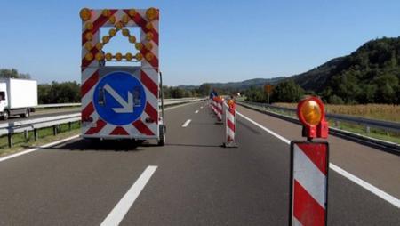 Возете внимателно на делницата Фаришка клисура – Прилеп, се мери патот