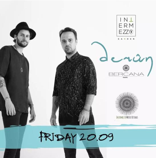 "DERUN MUSIC во склоп на Intermezzo Music Rituals – незаборавна скопска журка по рецепт на оние од ""Скорпиос"" – Миконос!"