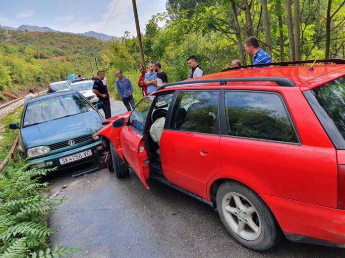 Во сообраќајна несреќа на патот Радуша- Скопје учествувал заменик директор на затворот Идризово