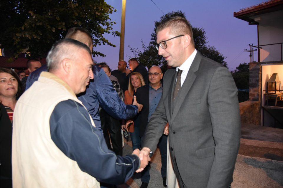 Мицкоски: Одговорноста ќе дојде кога ќе има вистинска правда, мојата и нашата борба е за обнова на Македонија