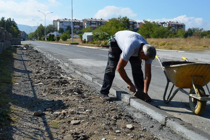 Најголемиот булевар во Кавадарци ќе добие нов лик