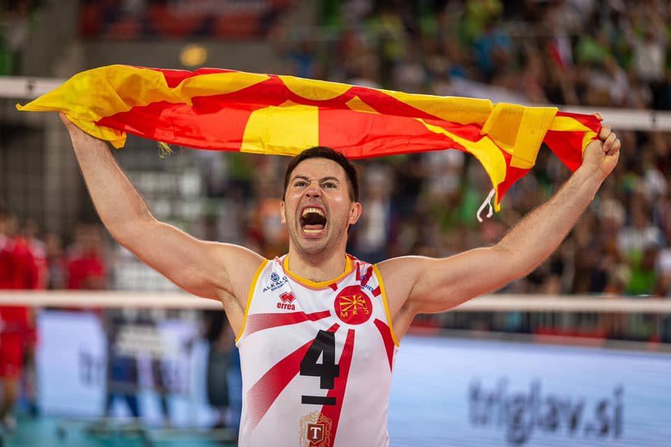 Ѓоргиев: За мојата земја, за мојот народ, за Македонија!