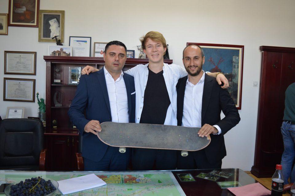 Каварадци ќе добие нов скејт парк, Јанчев оствари уште еден проект по барање на младите