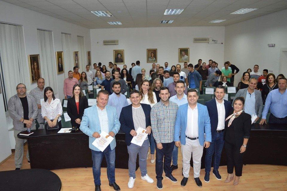 Јаулески: Денес нашата генерација се соочува со насила одземено име и идентитет, непочитувајќи ја одлуката на македонците искажана на референдум