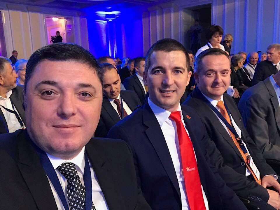 Николов во Бања Лука на конгрес на ПДП