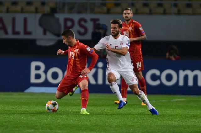 Шок за Македонија: Енис Барди нема да игра против Словенија и Полска!