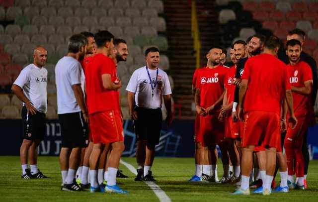 Македонија без Пандев во составот го почнува мечот во Израел (ФОТО)