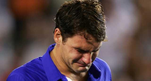 Федерер: Плачев по поразот од Ѓоковиќ, еднаш многу се опијанив!