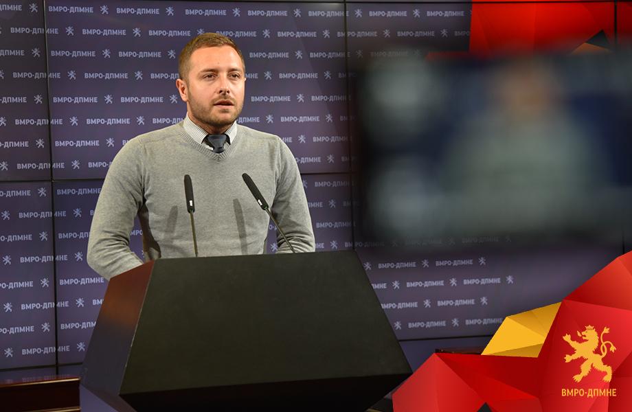 Арсовски: Кога последен пат сте виделе дебата на ТВ на министер на СДСМ со некој од опозиција