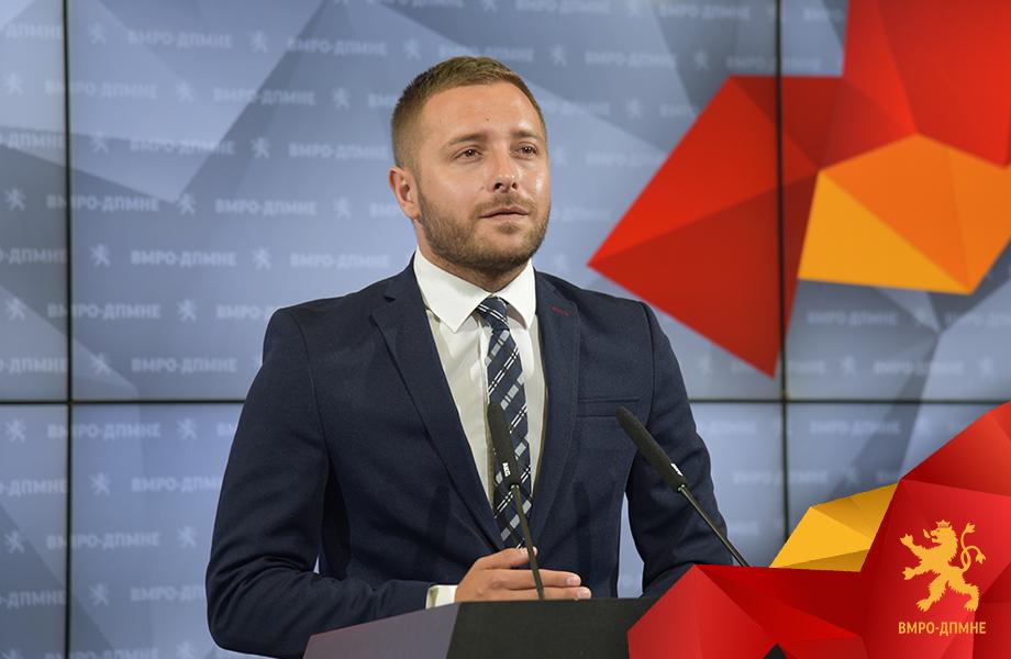 Арсовски: Никој, ама баш никој не им е крив на Заев и СДСМ за неуспехот и што рекетираа, што крадеа, што малтретираа, што лажеа…