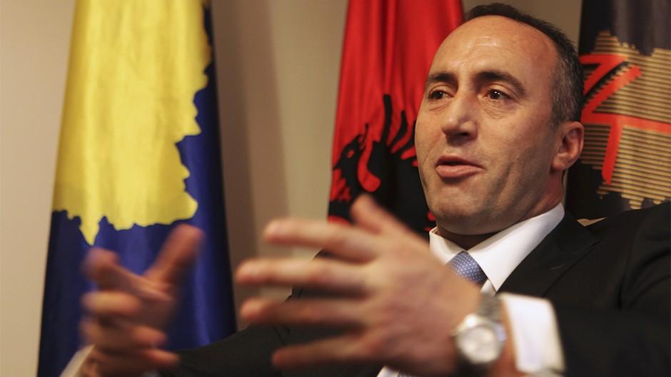 """Харадинај повторно зборува за """"Диво Насеље"""": Нашите синови казната да ја издржуваат во Косово"""