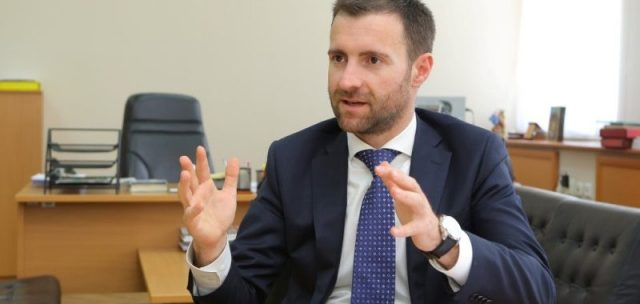 Димовски: ВМРО-ДПМНЕ е да се врати мнозинскиот изборен систем од 120 изборни единици