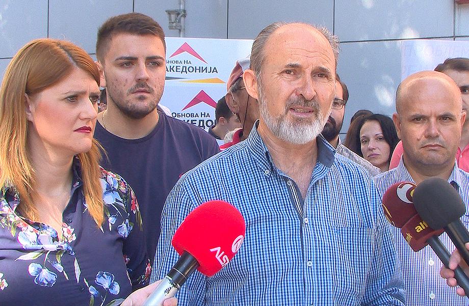 Трајановски: Градот Скопје во време на ВМРО-ДПМНЕ беше во финансиска позитива, по доаѓањето на Шилегов градот е задолжен и неспремен за капитални проекти