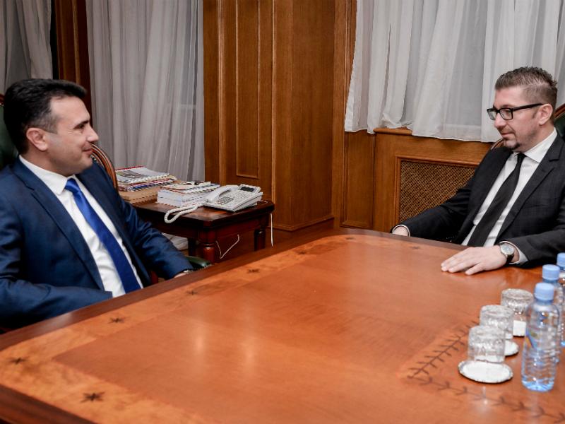 Граѓаните имаат најголема доверба во ВМРО-ДПМНЕ и Христијан Мицкоски – покажа анкетата на СИА ВИСТА