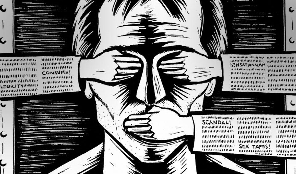 Продолжува хајката против новинарите, време е да се каже: Доста е!