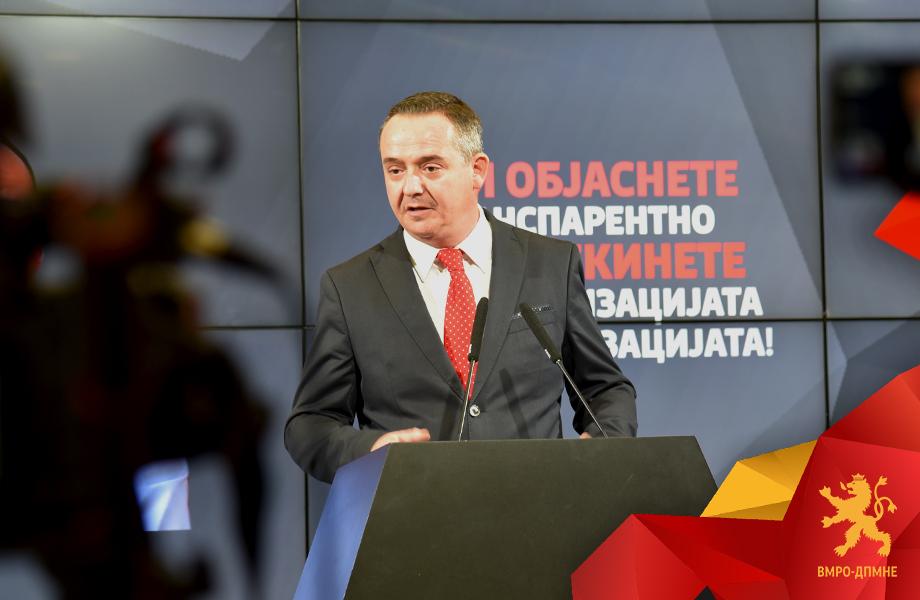 Николов до Филипче: Не направивте јавно приватно партнерство, туку само одлив на кадар во приватно здравство