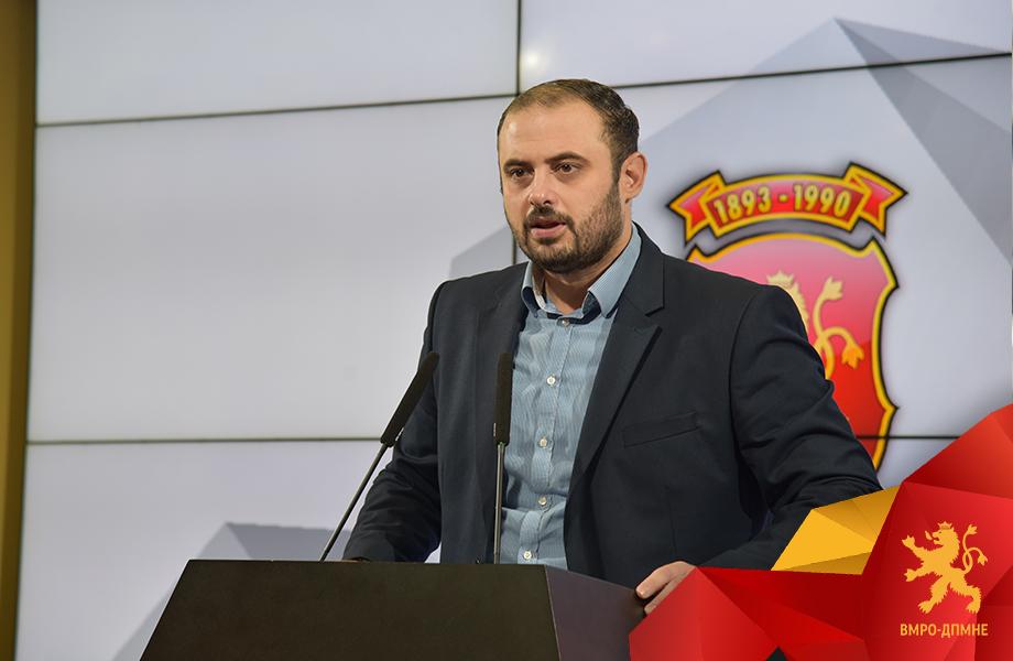 Ѓорѓиевски: Несериозниот однос на власта со ОХИС го зема својот данок, истечена е високо опасна материја која е смртоносна