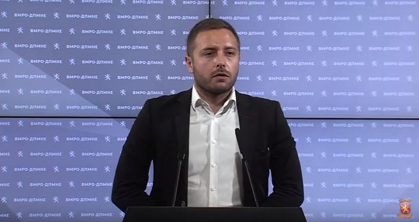 Арсовски: Цели 5 месеци Русковска, Јовевски, Заев си играат со интелигенцијата на граѓаните и се обидуваат да го прикријат најголемиот криминален скандал во Македонија