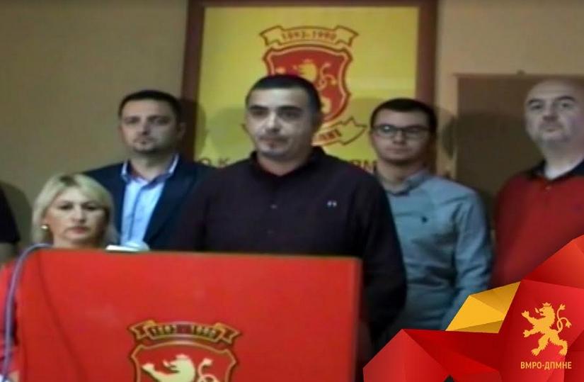 Страшевски: Гостивар беше сведок на уште еден преседан, кој секојдневно го манифестираат моќниците од власта