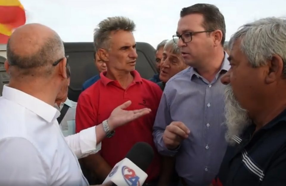 Трипуновски до Димковски: Ајде на дебата- Димковски прифати, се чека телевизија и време