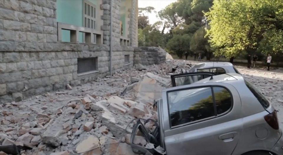 Ставија крај на потрагата, Албанија повеќе не бара  преживеани од земјотресот