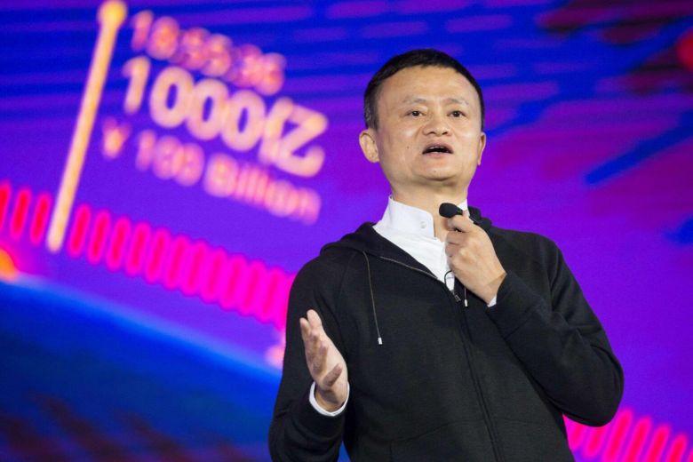 """Основачот на """"Алибаба"""" повеќе не е најбогатиот Кинез"""