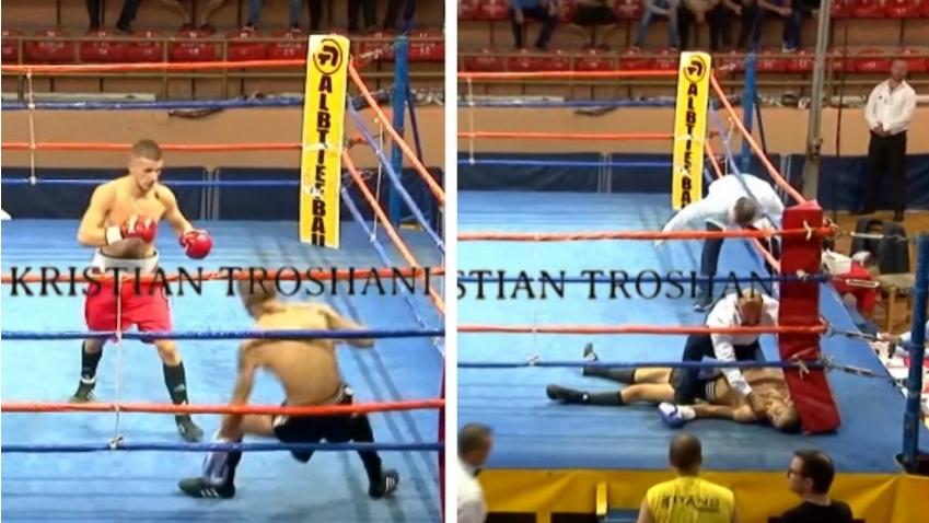 Трагедија: Почина млад боксер откако доби серија нокаути (ВИДЕО)