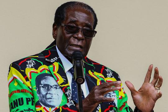 Мугабе почина денес- веднаш е прогласен за национален херој