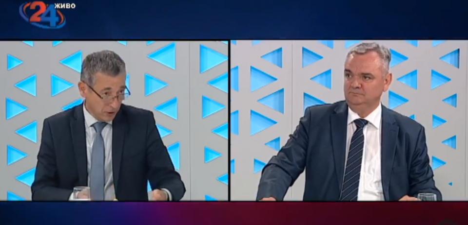 Димитриевски: Законот за попис ваков каков што е, не нуди доволна транспарентност за да застанеме зад неговото донесување
