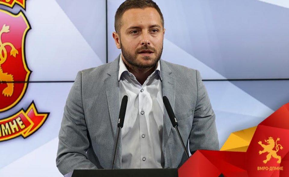 Арсовски: Вработените во СЈО за 4 години земале стотици илјади евра плата