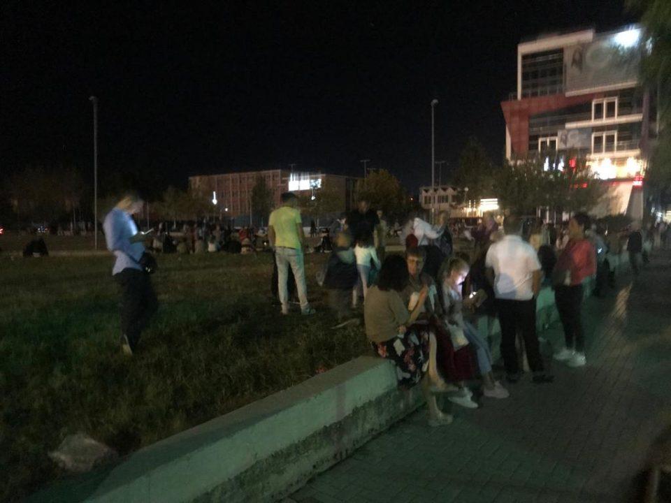 Уште еден земјотрес во Албанија, десети по ред
