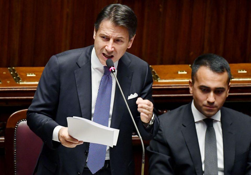 Претставничкиот дом и изгласа доверба на новата италијанска влада