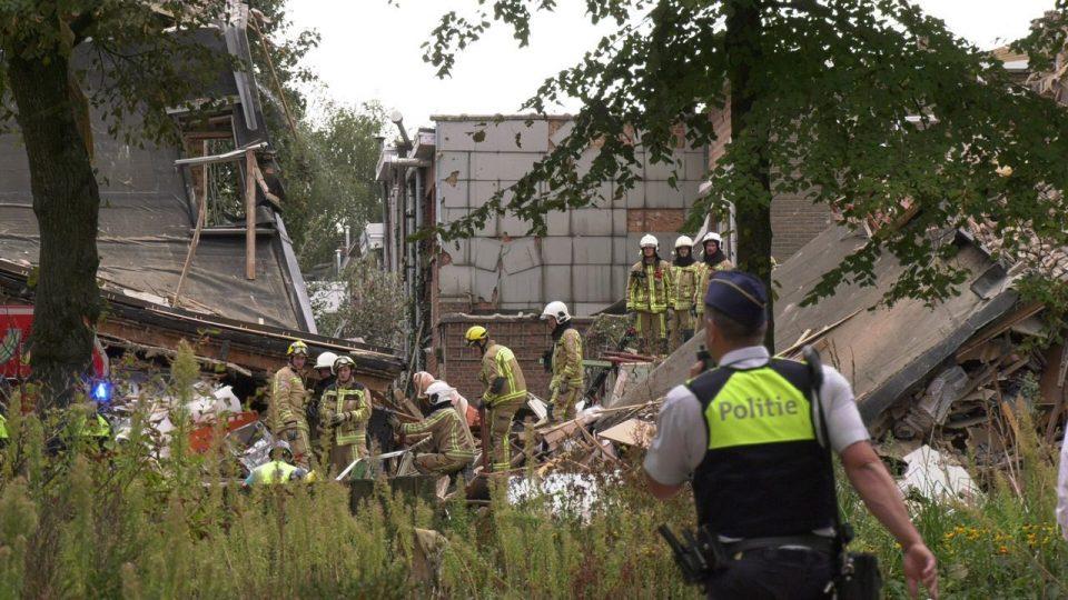 (ВИДЕО) Силна експлозија во Белгија, уништени неколку куќи!